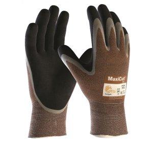 Atg MaxiCut Oil 34-204 Palm Kesilmeye Dayanıklı İş Eldiveni (Parmak Kaplı)
