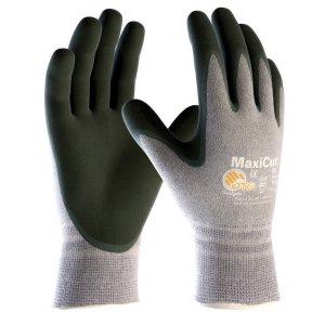 Atg MaxiCut Oil 34-480 Palm Kesilmeye Dayanıklı İş Eldiveni (Parmak Kaplı)