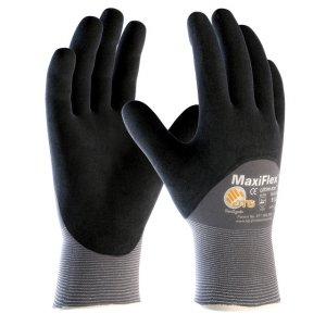 Atg MaxiFlex Ultimate 34-875 3/4 Dipped İş Eldiveni (Yarım Kaplı)
