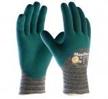 Atg MaxiFlex Comfort 34-925 3/4 Dipped Isıya Dayanıklı İş Eldiveni(Yarım Kaplı)