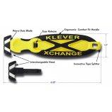 Klever Xchange Emniyetli Maket Bıçağı
